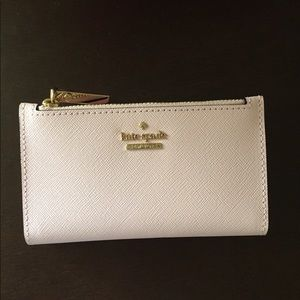 KATE SPADE small pink wallet